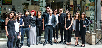 Our team best hair salon upper east side manhattan nyc for Aaron emanuel salon