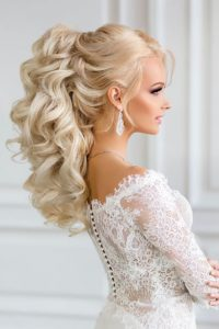 Wedding Day Hair: The Styles That Are In This Summer